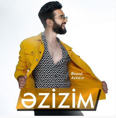 دانلود آهنگ آذربایجانی جدید Ahmed Mustafayev به نام Ezizim
